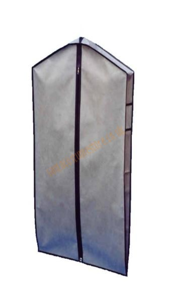 garment bag for Santa suit with coat, long garment bag with a zip