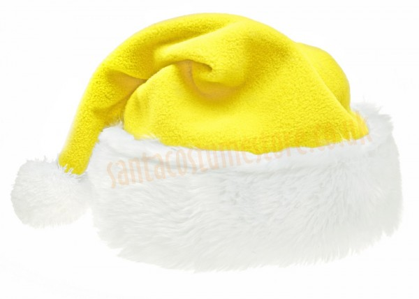 lemon Santa's hat