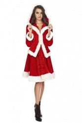 miss santa suit, miss santa dress