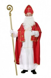 Santa-bishop suit, the true Santa suit - coat