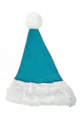 turquoise Santa's hat for children