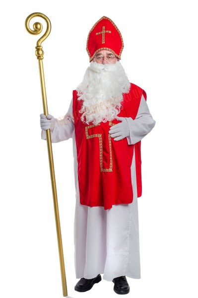 traditional Santa-bishop suit -chasuble